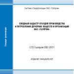 СТО Газпром 092-2011