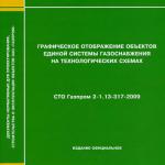 СТО Газпром 2-1.13-317-2009