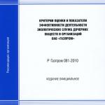 Р Газпром 081-2010