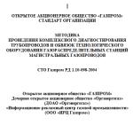СТО Газпром РД 1.10-098-2004